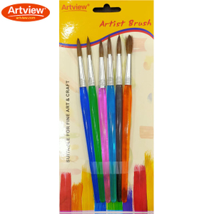Kids Brushes Set With Pony Hair