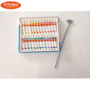 Gouache Paint Set- 12ml x 24colors