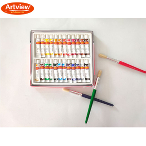 Oil Paint Set- 12ml x 24colors